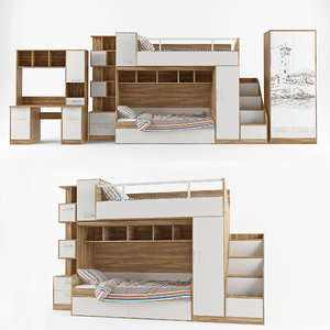 3d nursery model