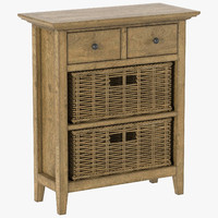 loon2617 fairview 2 drawer 3d model