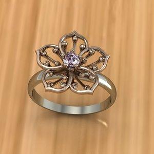 3dm print ring