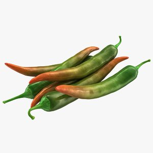 hot chili pepper mix max