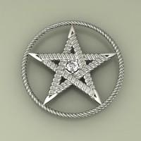 Pendant Star