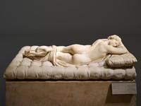 Hermaphrodite endormi_Lourve