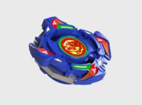 3d beyblade dranzer v model