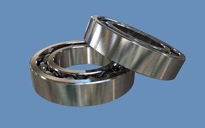 3d caged bearing