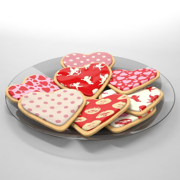max saint valentine biscuits