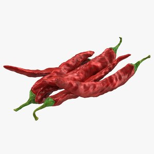 dried hot chiles max