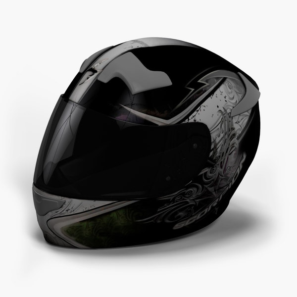 max helmet scorpion