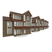 Modular Townhouses Complex