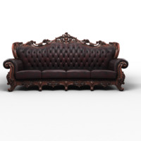 louie_918_4seats sofa