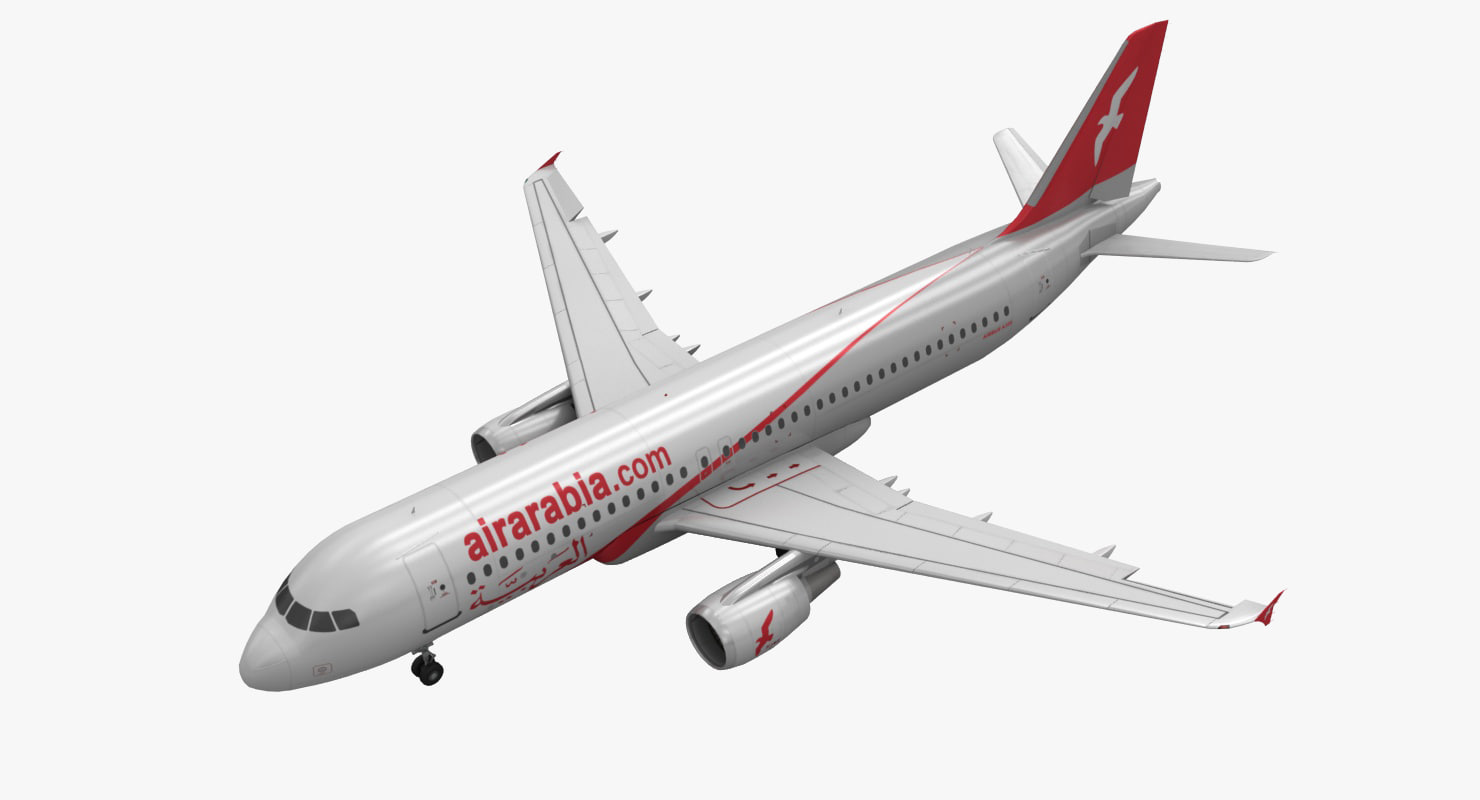 airbus a320 air arabia max