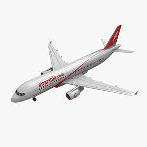 max airbus a320 air arabia