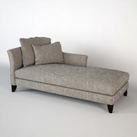 max baker sensei chaise lounge