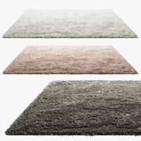 Carpets with long pile