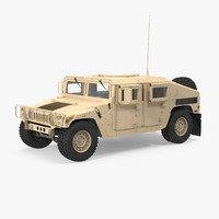 Humvee M1151 Desert