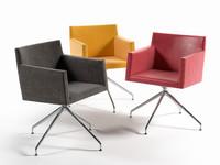 3d masai armchair chair seat
