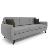 calhoun sofa 3d model