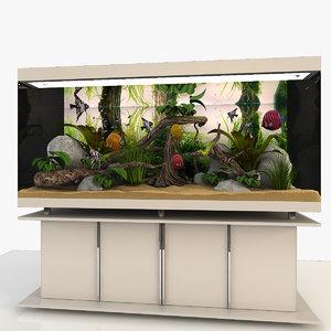 light interior aquarium ma