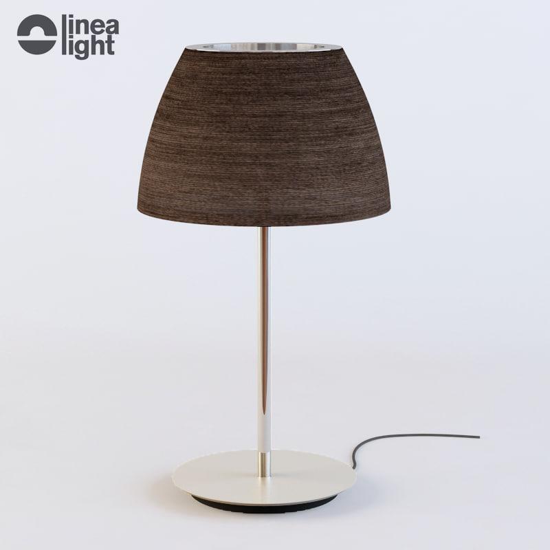 3d model linea light cupole