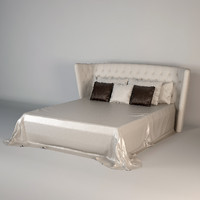Bed Promemoria Frou-Frou