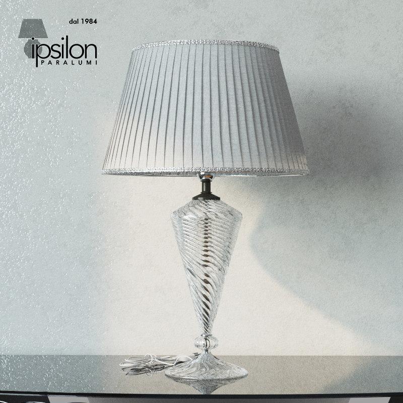 max ipsilon paralumi lampada