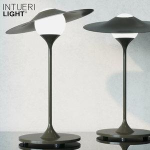 intueri light skew 3d model