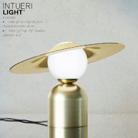 3d intueri light bonbon model