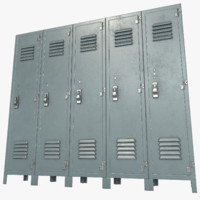 3d lockers games