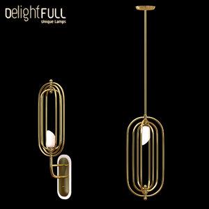 x delightfull turner light