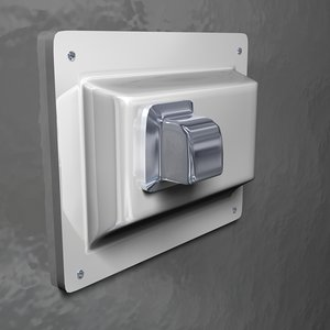 3d commercial hand dryer