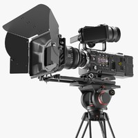 Sony F55 CineAlta 4K Digital Cinema Camera