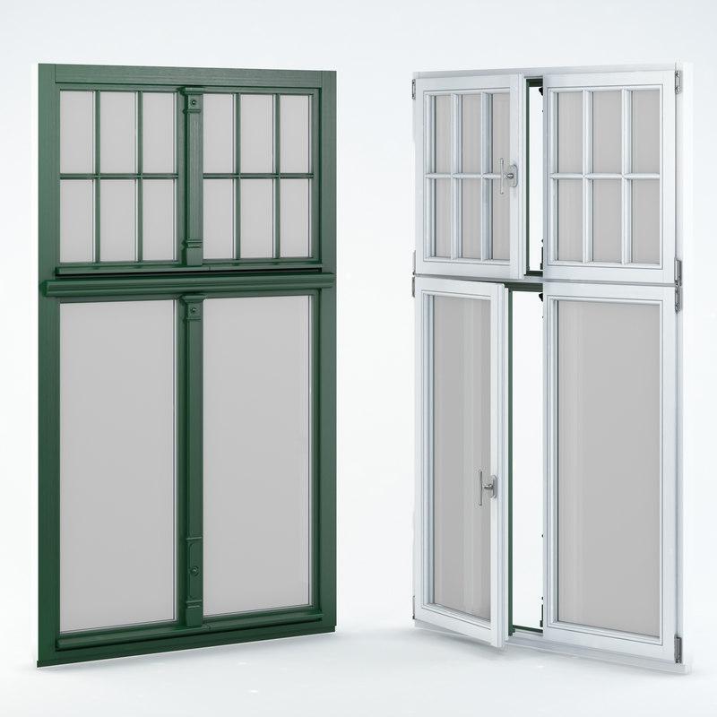 max wood window double