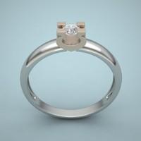 3d model ring print cnc