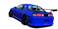 Silvia S14 240sx Tunable