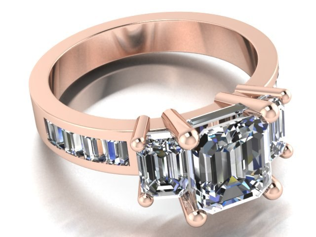 3ds engagment ring