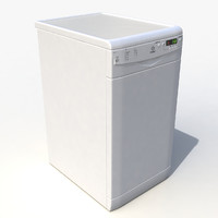 indesit dishwasher max