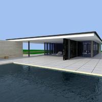 3ds barcelona pavillon