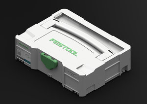 festool tanos systainer sys1 3d 3ds