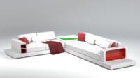 sofa architectural obj