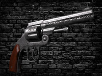 revolver obj