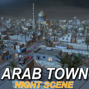 max arab town street