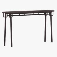 3d table 81 model