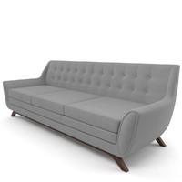 aubrey sofa joybird 3d max