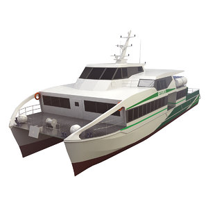 3d great yacht