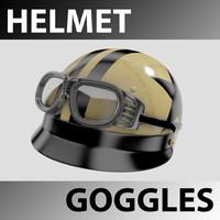 helmet goggles max