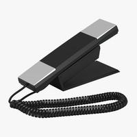 3d model phone 02