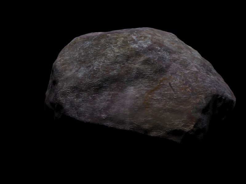 3ds stone rock