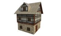Medieval House001