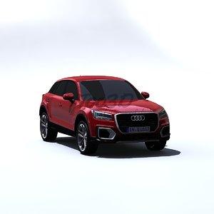 3d q2 model