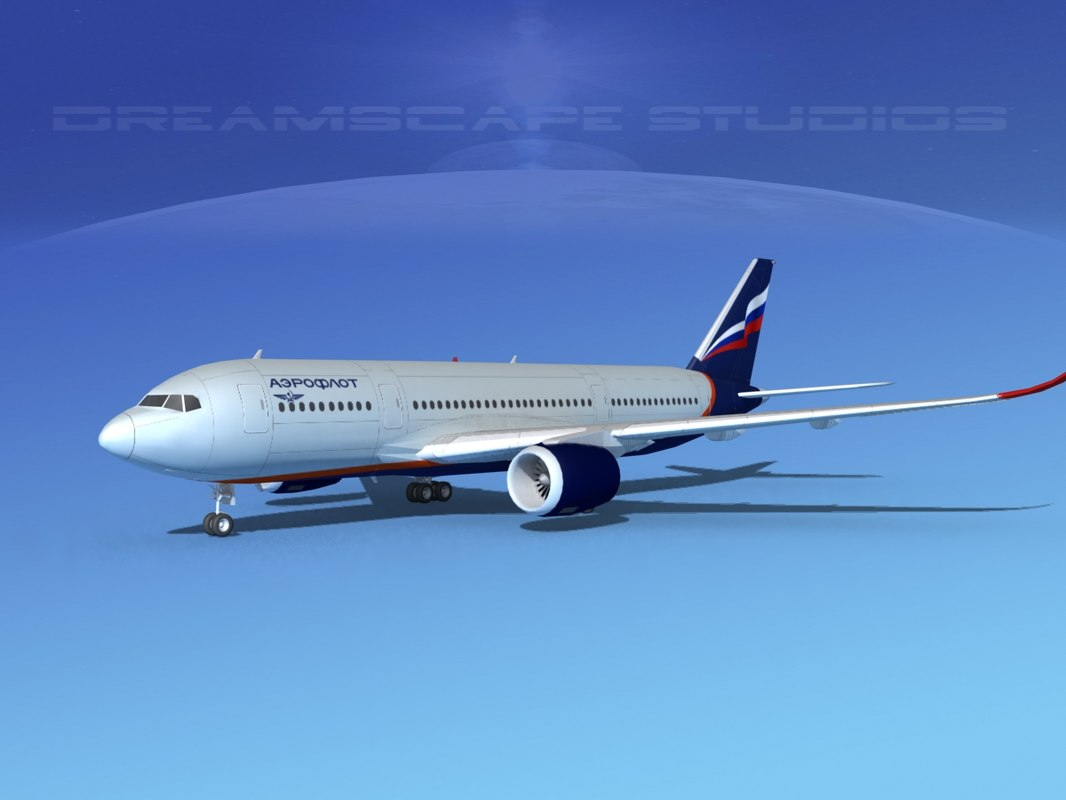 3ds airbus a350