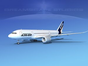 airbus a350 3ds